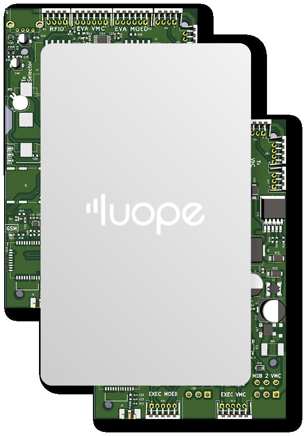Ativação Luope Smartbox