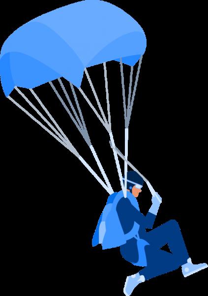 urban-parachutist